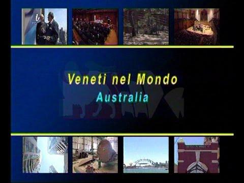 Veneti nel Mondo -- Australia - 1a parte - Un film di Tiziano Biasioli