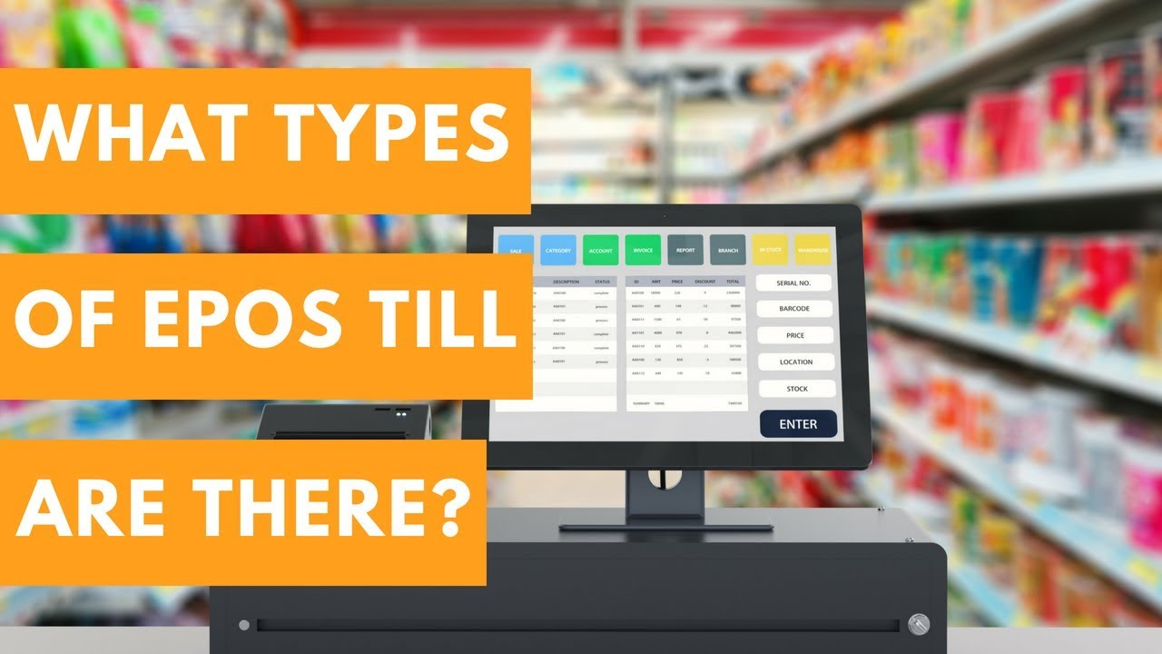 EPOS Till Rental: The Ultimate Guide to EPOS Till Hire