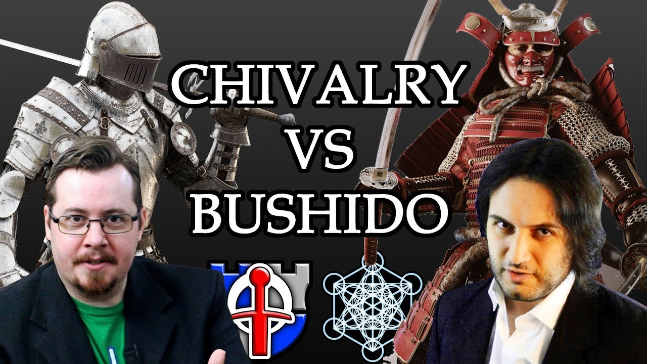 Short Comparison of Chivalry and Bushido