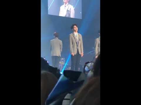 [HD] ONG SEONGWOO FOCUS - '이 자리에 ALWAYS' PRODUCE 101 FINAL CONCERT