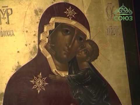 Москва: чудотворная «Толгская» икона Божией Матери