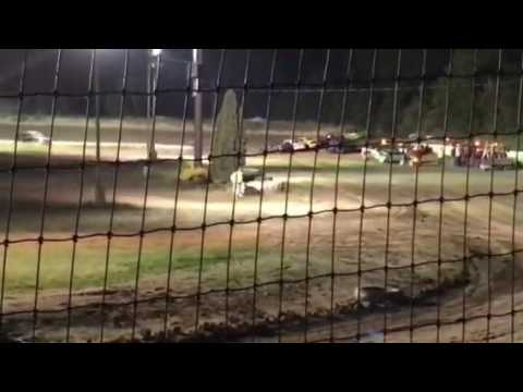 Penn Can Speedway FWD Four Cylinders 6/24/16