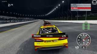 NASCAR 14 gameplay PC 1080p