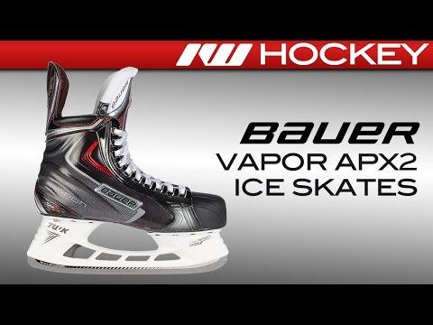 Bauer Vapor APX2 Ice Hockey Skate Review