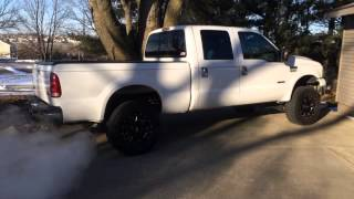 PowerStroke 6.0 cold start after being bulletproofed