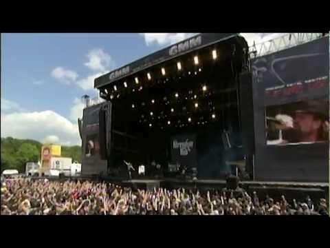 Adrenaline Mob - Undaunted Graspop 2012
