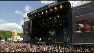 Adrenaline Mob Undaunted Graspop 2012