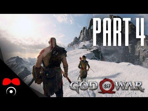 OBŘÍ STROMOŽELVA! | God of War #4