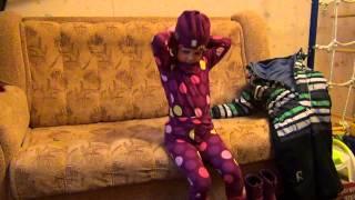 видео одежда reima