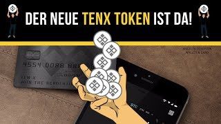 DER NEUE TENX TOKEN wurde geliefert - Bald gibts REWARDS und meine Einschätzung zur Company TenX