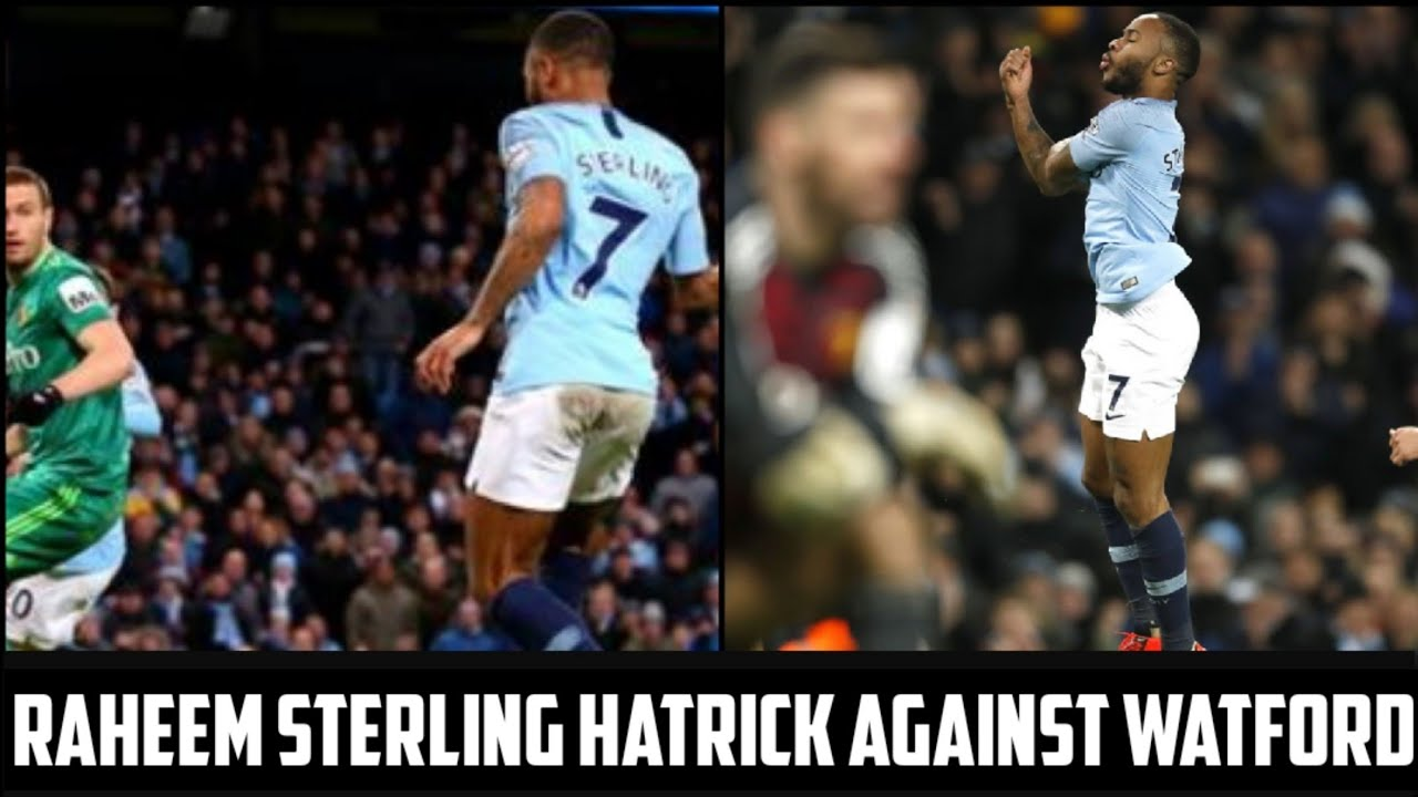 Manchester City vs. West Ham score: VAR steals the show in controversial way as Sterling scores hat trick