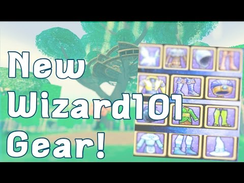 Wizard101: NEW LEVEL 130 GEAR, MOUNTS, AND BUNDLES! + New