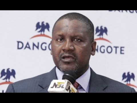 Dangote Group relying on international operations to finance expansion
