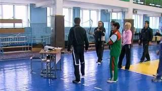Урок физкультуры с применением ИКТ