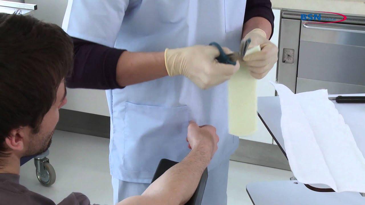 Volar Dorsale Schiene Nach Fraktur De Von Bsn Medical Mov