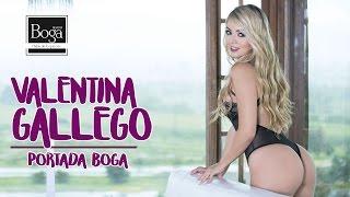 Valentina Gallego - Portada Revista BOGA Edición 84°