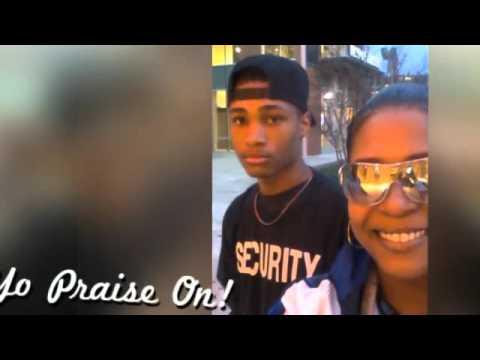 MsTish! - Get Yo Praise On!