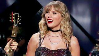 Taylor Swift live speech at Z100 iHeart Jingle Ball 2019