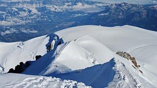 Ανάβαση στην κορυφή του Mont Blanc (4810 m)