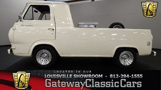 1966 Ford E100 Truck - Louisville Showroom - Stock # 1247