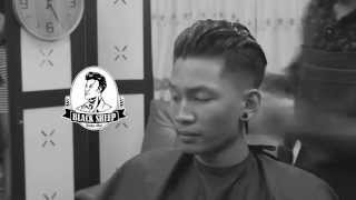 G Eazy Inspired Haircut Tutorial : by blacksheep barber shop [TH]