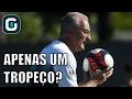 Após derrota em clássico, Santos quer retomar caminho das vitórias - Gazeta Esportiva (17/02/17)