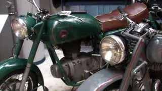 Rīgas ikdiena. Motormuzejs.(1. daļa no 6)  Motocikli.