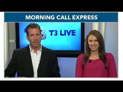 Futures Slightly Higher as the Pain Trade Is On (Morning Call Express)