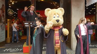 Harry Potter at Hamleys London, Harry Potter & Fantastic Beasts inspired events at World Famous Shop