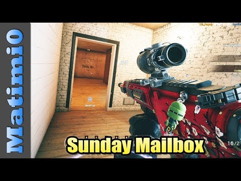 Mira Buff? - Sunday Mailbox - Rainbow Six Siege