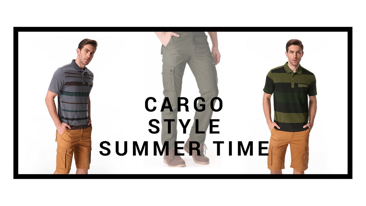 [VIDEO] - How to style?| MEN'S OUTFIT INSPIRATION | SUMMER FASHION LOOKBOOK 2017| NEWCHIC 5