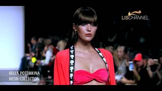 Репортаж телеканала Lis Channel. Bella Potemkina Neon Collection
