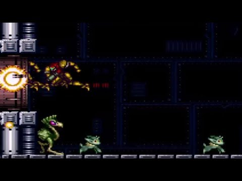 Super Metroid - Reverse Boss Order in 1:03:37