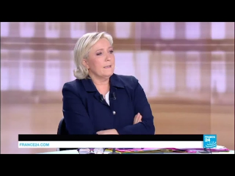 """Marine Le Pen: """"I'm the best placed to talk to India's Modi, Putin, Trump and Theresa May"""""""