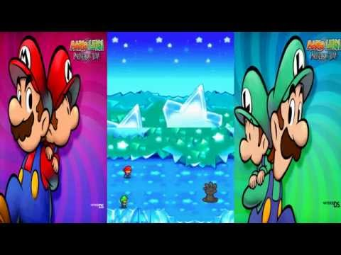 DS - Mario & Luigi Pi-T (Speed Growth, No Gear) 26 Star Commander