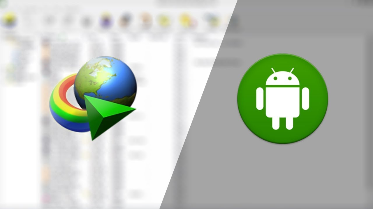 how to download apk file with internet download manager new youtube