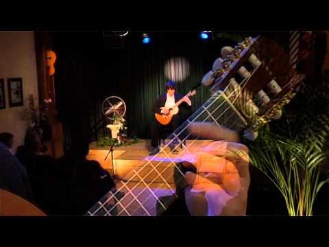 Yiannis Giagourtas live Gitaarsalon, Enkhuizen- The Netherlands
