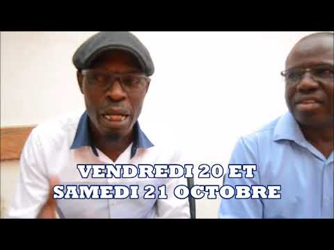 Pape et Cheikh en accoustique au feeling good à Paris