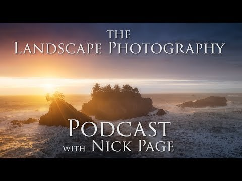 The Landscape Photography Podcast - Luminosity Masks with Greg Benz