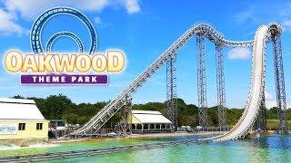 Oakwood Theme Park Vlog August 2019