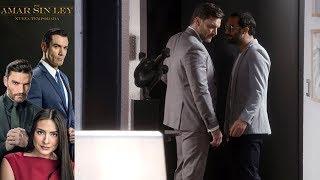 Por Amar Sin Ley 2 - Capítulo 48: El Ciego y Carlos atacarán al Gringo - Televisa