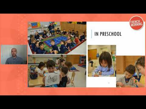 L'enseignement bilingue dans la Silicon Valley, Découvrez French American school of Silicon Valley