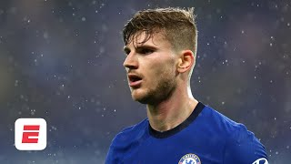 Timo Werner struggling at Chelsea: There's no point to starting him - Julien Laurens | ESPN FC