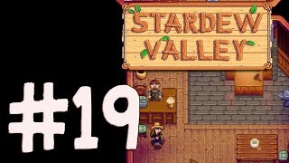 Stardew Valley #19 - Watering Can Upgrade