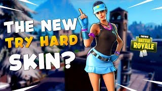 NEW VOLLEY GIRL SKIN - Fortnite Daily Reset (also showing you guys some cool stuff)
