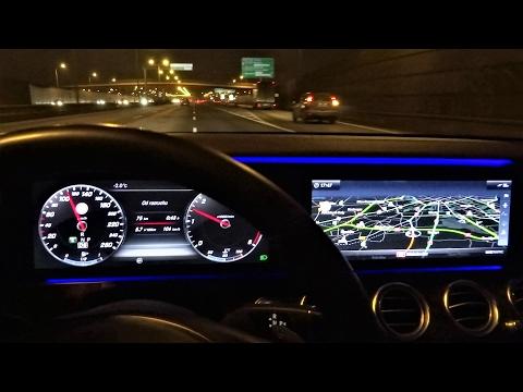 2016 Mercedes-Benz E-Class E220d TEST Wyciszenia Spalania [Jazda Testowa] Próbna PL