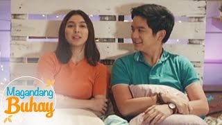 Magandang Buhay: Joshua and Julia's first impression of each other