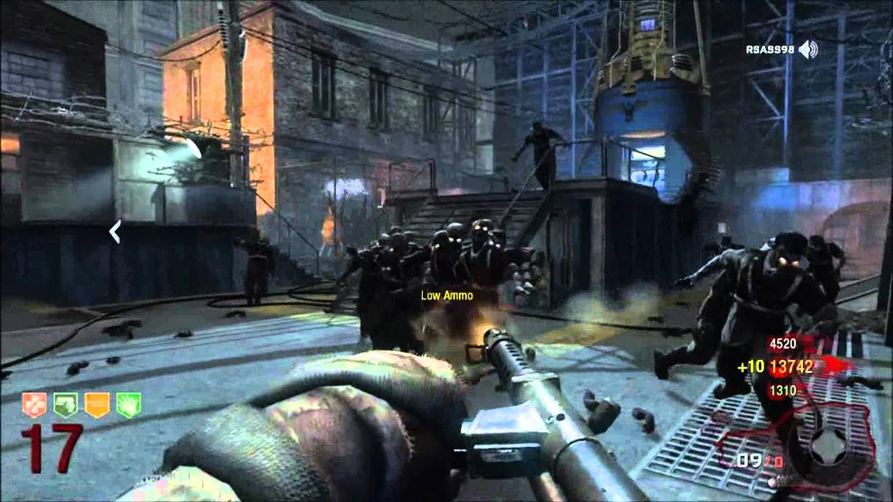 Black Ops 2: Zombies: Map - Schools Out - YouTube