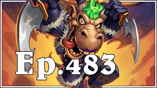 Funny And Lucky Moments - Hearthstone - Ep. 483