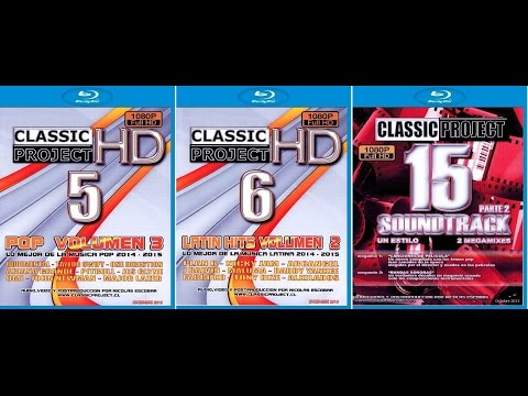 Classic Project HD 4 (Latin Hits Vol. 01)